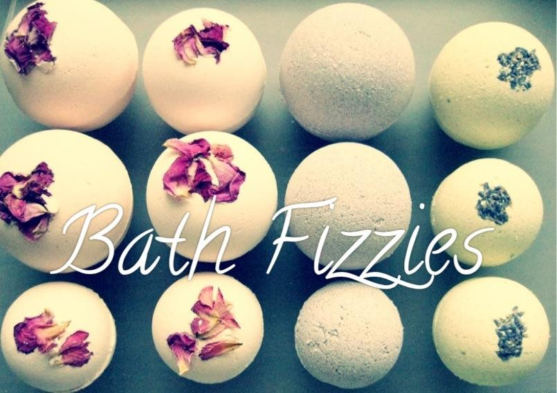 bath fizzies: αφρίζουσες βόμβες μενθόλης και πείτε αντίο στο κρυολόγημα