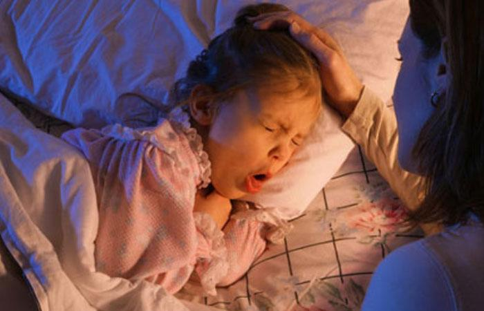 Τα συμπτώματα του κοκκύτη στα παιδιά