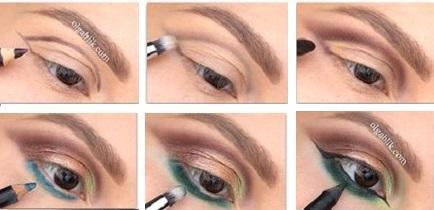 Απαλό και πολύχρωμο smokey eye μακιγιάζ για εντυπωσιακές εμφανίσεις