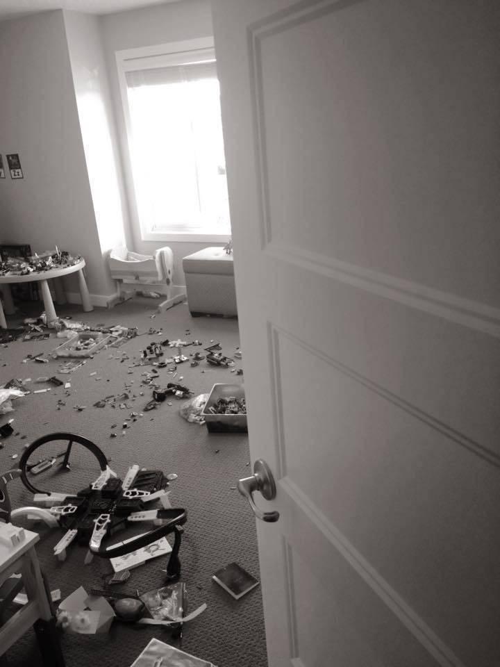 Για αυτό το λόγο αυτή η μαμά σταμάτησε να μαζεύει το δωμάτιο των παιδιών και δεν νιώθει καθόλου ενοχές