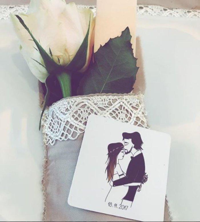Παντρεύτηκε κρυφά η Αθηνά Οικονομάκου - Δείτε εικόνες