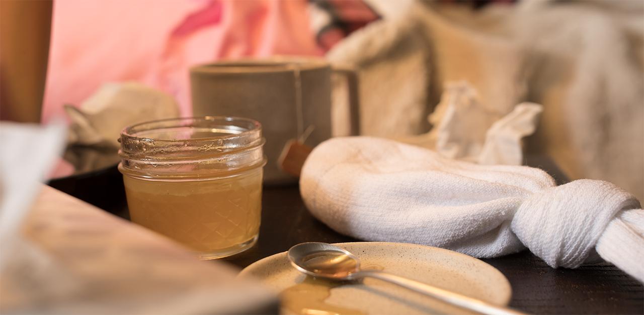 3 εύκολα DIY κόλπα για τη γρίπη και το κρυολόγημα!
