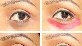 Με αυτό το κόλπο μπορείτε να κρύψετε τους μαύρους κύκλους κάτω από τα μάτια