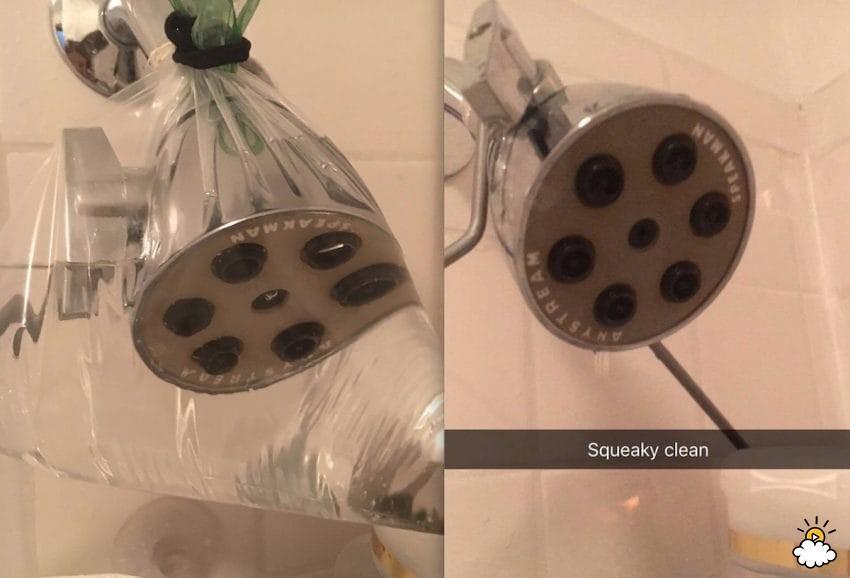 Η γυναίκα αυτή χρησιμοποίησε 5 παλιομοδίτικα κόλπα καθαρισμού για να δει αν πραγματικά έχουν αποτελέσματα..