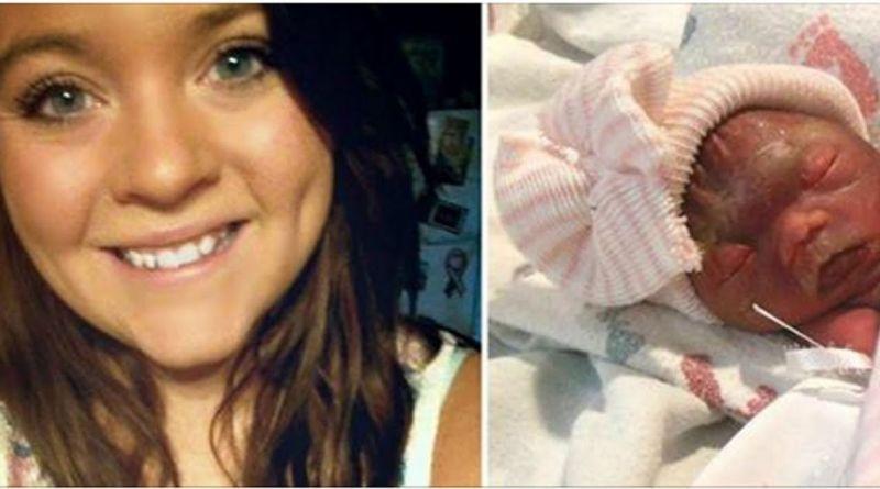 Πριν πεθάνει, έδεσε το μωράκι της στο ειδικό κάθισμα αυτοκινήτου και το έριξε έξω από το παράθυρο.. Οι άνθρωποι που το βρήκαν συγκλονίστηκαν...