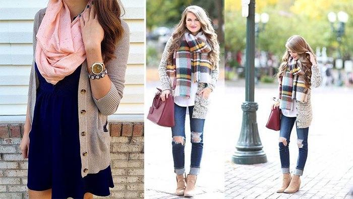Συνδυασμοί με πλεκτή ζακέτα – Ο σωστός τρόπος για να την φορέσεις