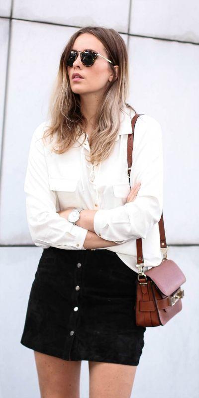 Λευκό πουκάμισο: Συνδυάστε το σωστά και ξεχωρίστε