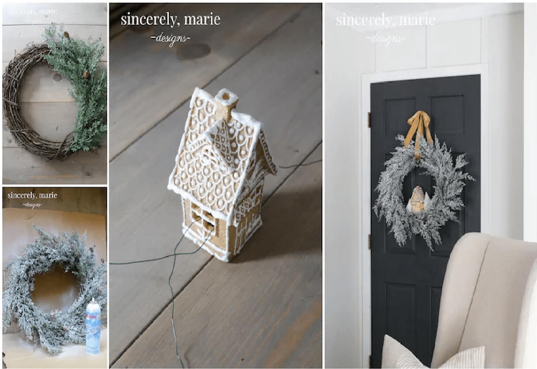 15 χριστουγεννιάτικες κατασκευές που αξίζει να δοκιμάσετε