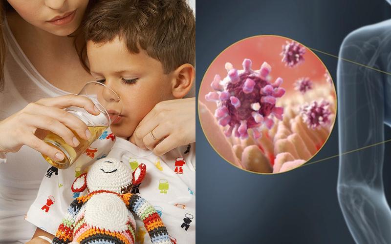 Γαστρεντερίτιδα από νοροϊό το ανθεκτικό μικρόβιο απέναντι στα απολυμαντικά
