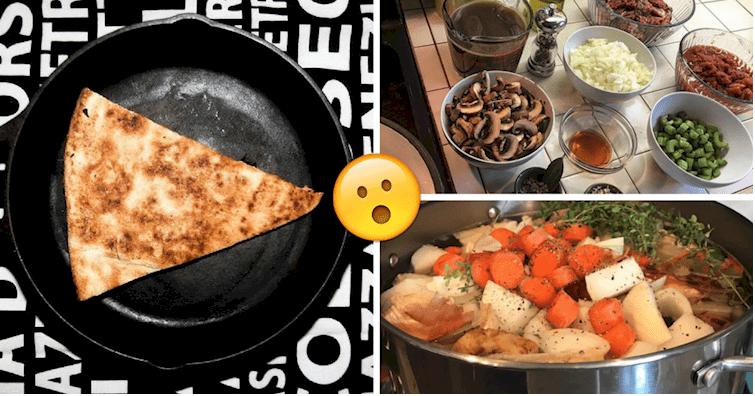16 κόλπα μαγειρικής που θα σας κάνουν τη ζωή πιο εύκολη!