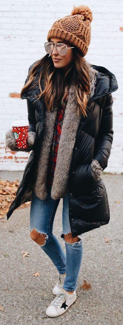 18 άνετα χειμωνιάτικα σύνολα για να κλέψετε τις εντυπώσεις!