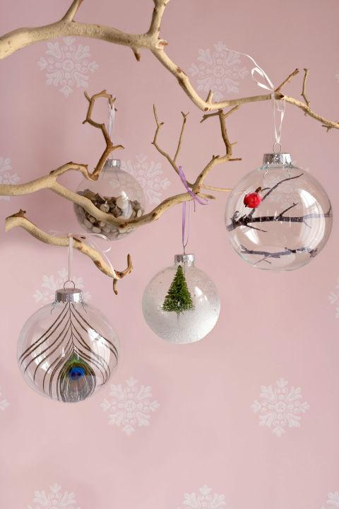 30 εύκολες χριστουγεννιάτικες κατασκευές για να μπείτε στο εορταστικό κλίμα!