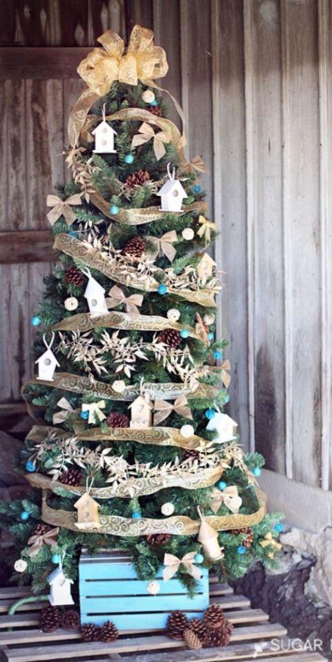 60+ καταπληκτικές ιδέες για το πως να στολίσετε το δέντρο σας
