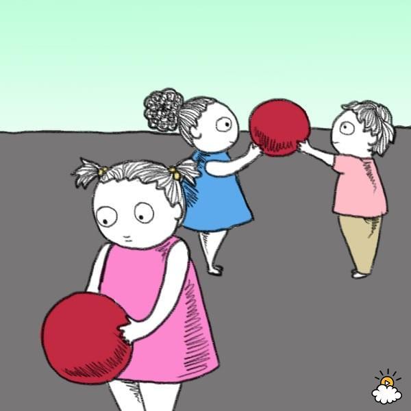 σημάδια αυτισμού :Δυσκολία να παίξουν κοινωνικά παιχνίδια
