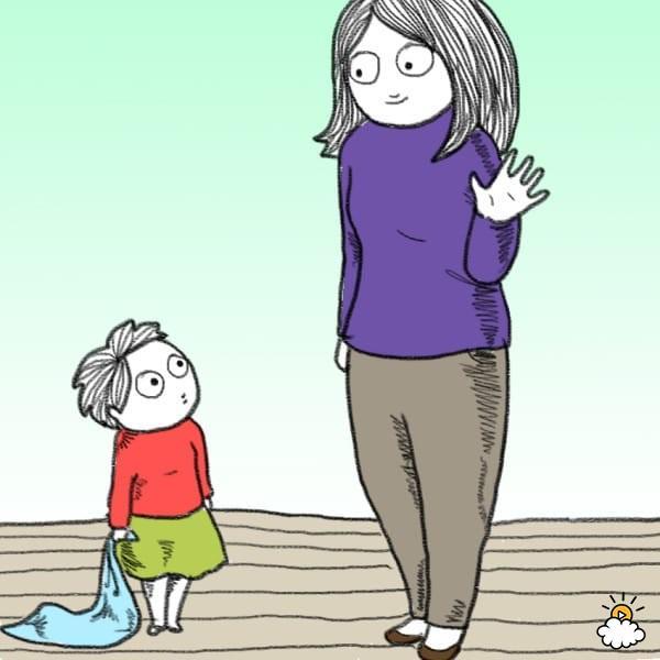 2.σημάδια αυτισμού :Δε μιμείται τους άλλους