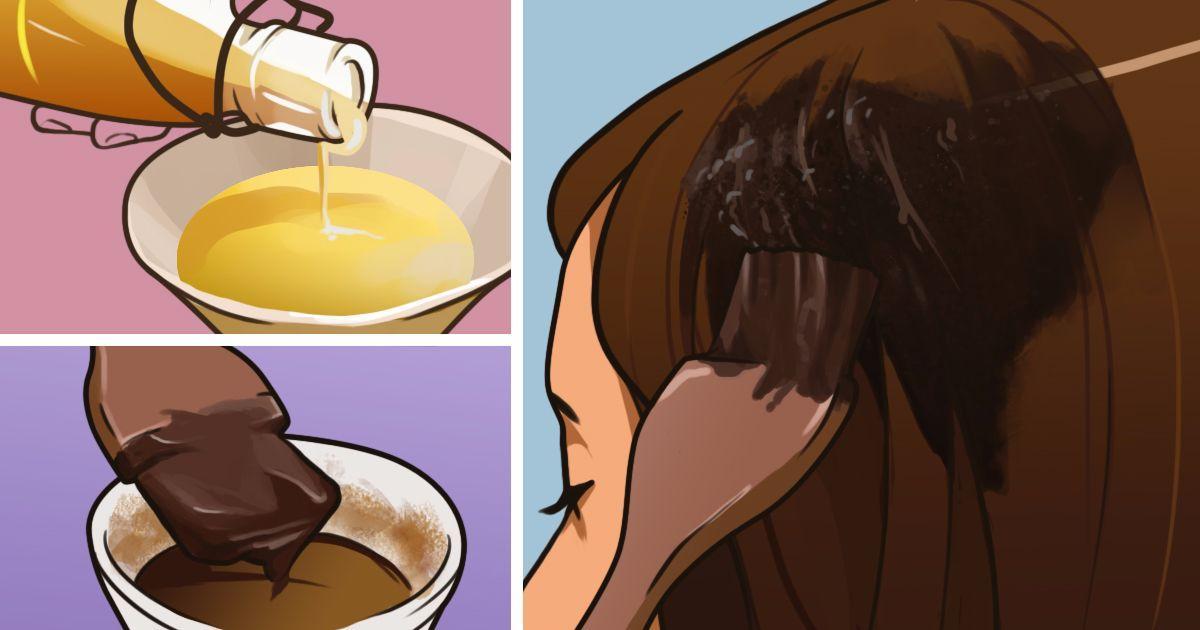 7 σπιτικές θεραπείες για υγιή και λαμπερά μαλλιά!