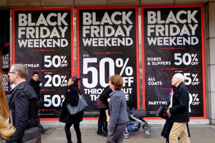 Έρχεται η Black Friday! Πότε θα γίνει η… κατάρρευση τιμών