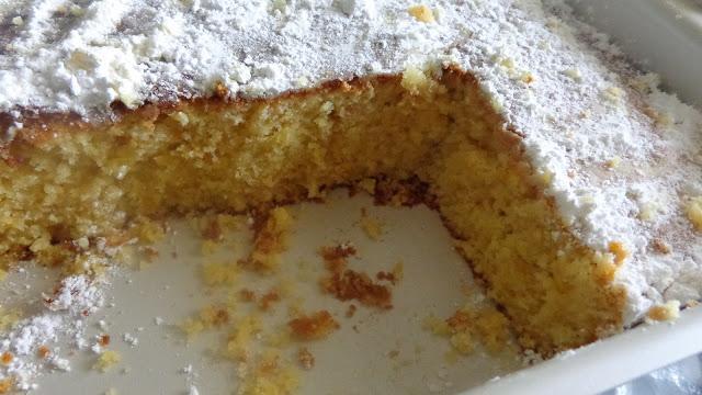 Μαμαδίστικο κέικ πορτοκάλι . Το πιο μοσχομυριστό!!!