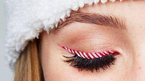 Ξεχάστε το κλασικό σχέδιο eyeliner! Αυτό το σχέδιο πρέπει να δοκιμάσετε αυτές τις γιορτές!