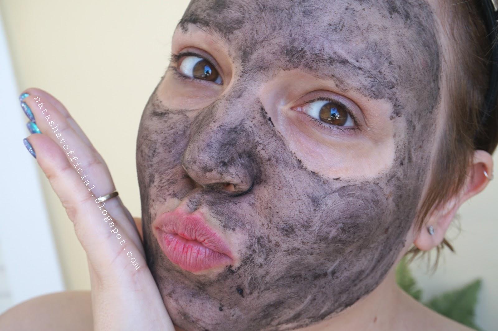 Μάσκα της στιγμής με πράσινη άργιλο για δέρμα με ακμή