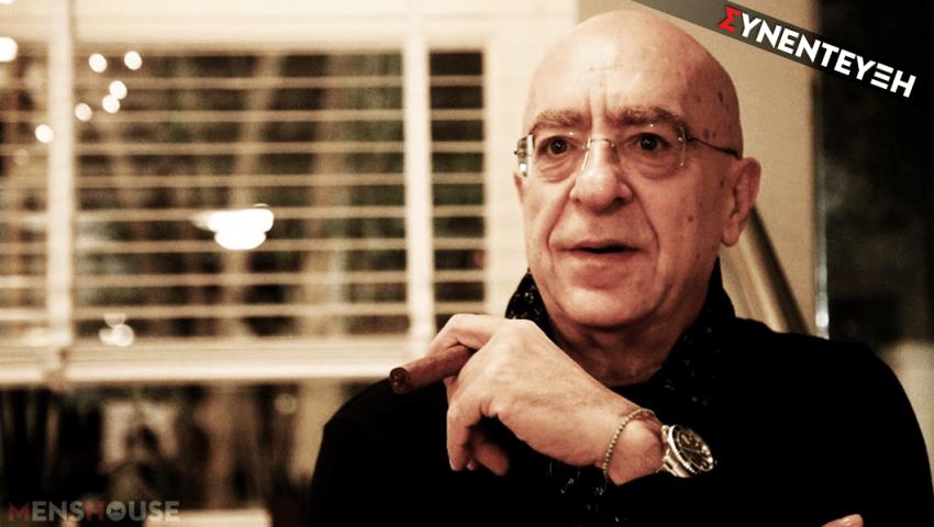 Πάνος Κοκκινόπουλος: «Η Καρυοφυλλιά Καραμπέτη έπεσε πάνω σε αληθινό δολοφόνο της 10ης Εντολής»