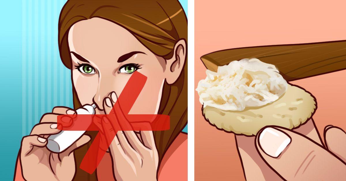 Πείτε αντίο στην βουλωμένη μύτη με αυτές τις 6 σπιτικές θεραπείες