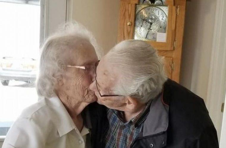 Χωρίζουν ηλικιωμένο ζευγάρι για πρώτη φορά μετά από 70 χρόνια