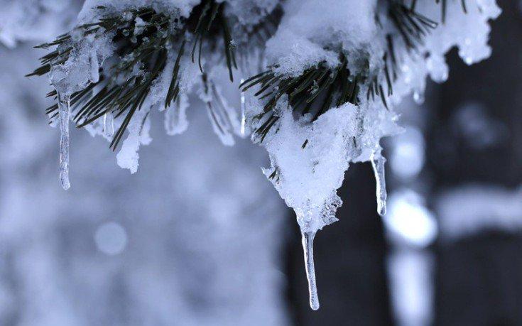 Έκτακτο δελτίο για κακοκαιρία διαρκείας με χιόνια, καταιγίδες και παγετό