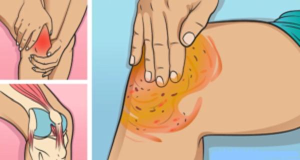 Το θαυματουργό μείγμα από μηλόξιδο και πιπέρι καγιέν που θεραπεύει τον πόνο στα γόνατα, στα οστά και στις αρθρώσεις