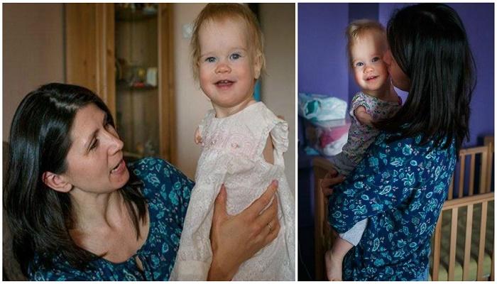 Μωρό χωρίς χέρια που εγκαταλείφθηκε από τους γονείς του υιοθετείται από ένα ζευγάρι και η ζωή του αποκτά ξανά νόημα