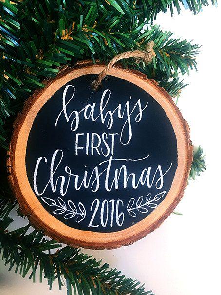 Ιδέες για τα πρώτα χριστουγεννιάτικα στολίδια του μωρού που θα σας ξετρελάνουν!