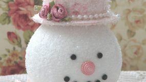 Φτιάξτε υπέροχες χριστουγεννιάτικες μπάλες με αλάτι!
