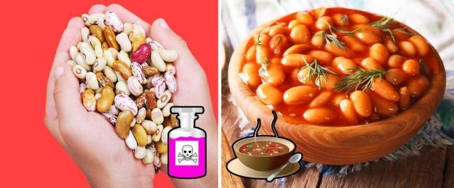 10 τοξικά τρόφιμα που μπορεί να σας βλάψουν