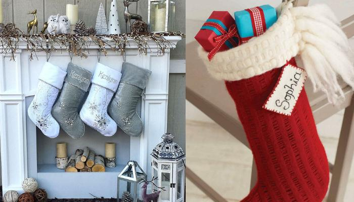 20 ιδέες για χριστουγεννιάτικες κάλτσες που θα σας ενθουσιάσουν