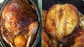Γέμιση για γαλοπούλα ή κοτόπουλο : Η καλύτερη παραδοσιακή συνταγή