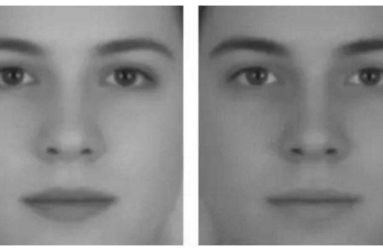 Ποιο πρόσωπο είναι ο άνδρας και ποιο η γυναίκα; Η εικόνα που σάρωσε το διαδίκτυο (εικόνα)