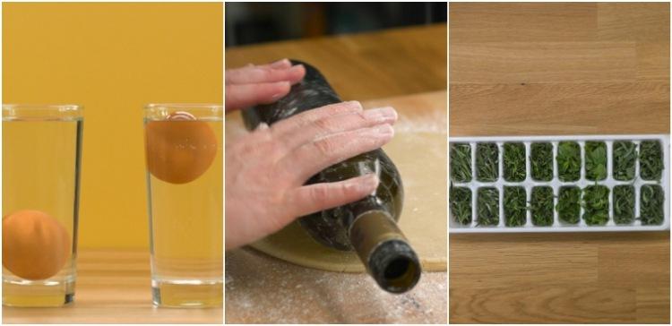 8 εκπληκτικά μυστικά για να γίνετε ειδικοί στην κουζίνα