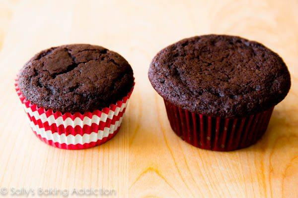 Cupcake με γεύση μόκα και μέντα!!