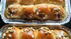 Τα πιο αφράτα γλυκά ψωμάκια που έχετε φάει ποτέ!