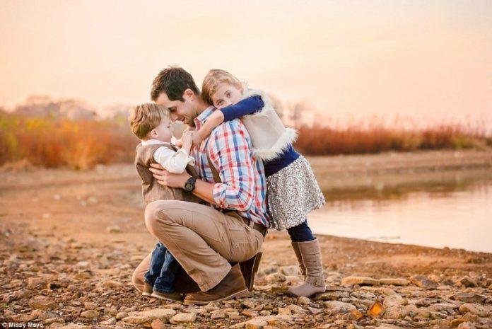Έμαθα να αγαπώ τον πρώην άντρα μου για χάρη των παιδιών μου