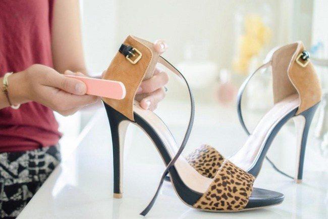 Μπορείτε να κάνετε τα παλιά σας ρούχα και παπούτσια να φαίνονται σαν καινούρια με αυτά τα πανέξυπνα κόλπα!