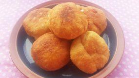 Μπαλίτσες τηγανοψωμάκια με κιμά