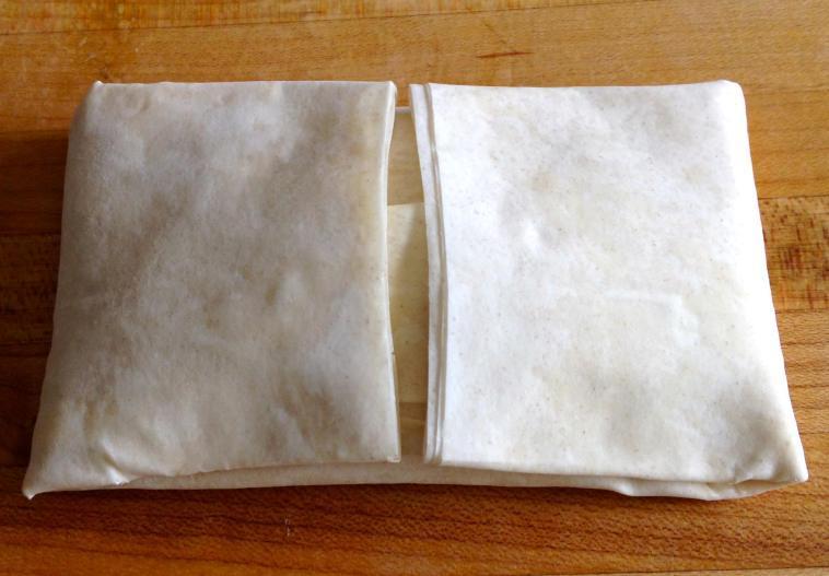 Μια πεντανόστιμη αλμυρή μπουγάτσα με… σπιτικό φύλλο αέρος