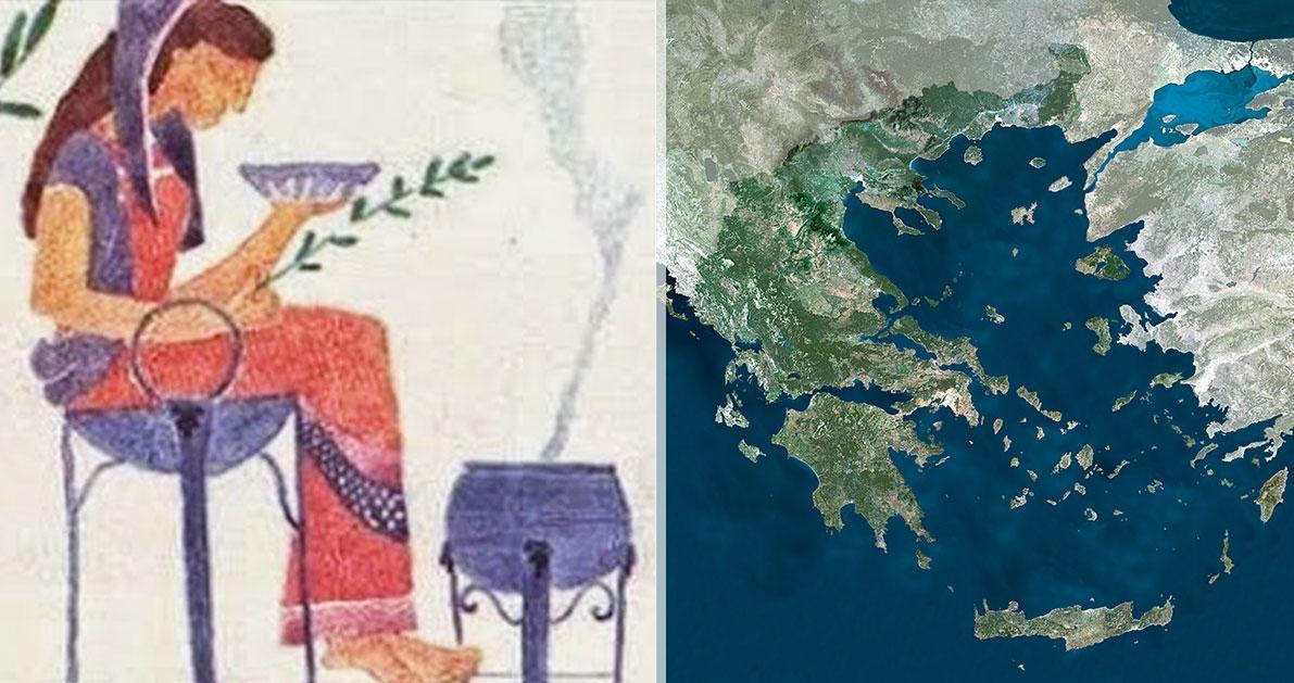 Διαβάστε τι είχε πει η Πυθία για το μέλλον της Ελλάδας και αναλογιστείτε