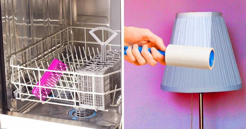 15 συνήθειες των ανθρώπων που το σπίτι τους είναι πάντα καθαρό