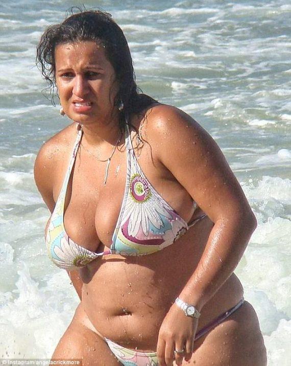 Χώρισε, έχασε 20 κιλά, έγινε κορμάρα και βρήκε τον έρωτα της ζωής της! (εικόνες)