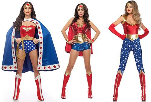 Η τέλεια αποκριάτικη μεταμφίεση σε Wonder Woman. Δείτε πως να την επιτύχετε βήμα βήμα!