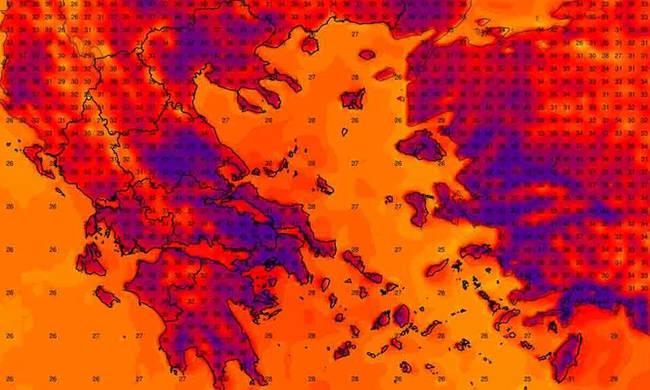 Μια επιστημονική μελέτη προβλέπει «Βιβλική καταστροφή» στην Ελλάδα. Δείτε ποιες πόλεις κινδυνεύουν