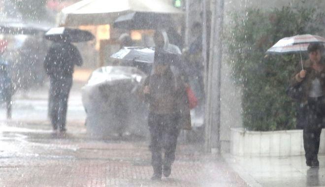 Έρχονται καταιγίδες και χιόνια..Νέο έκτακτο δελτίο για επιδείνωση του καιρού από το βράδυ
