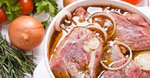 Η καλύτερη μαρινάδα για όλα τα κρέατα! Η γεύση της θα σας συναρπάσει!